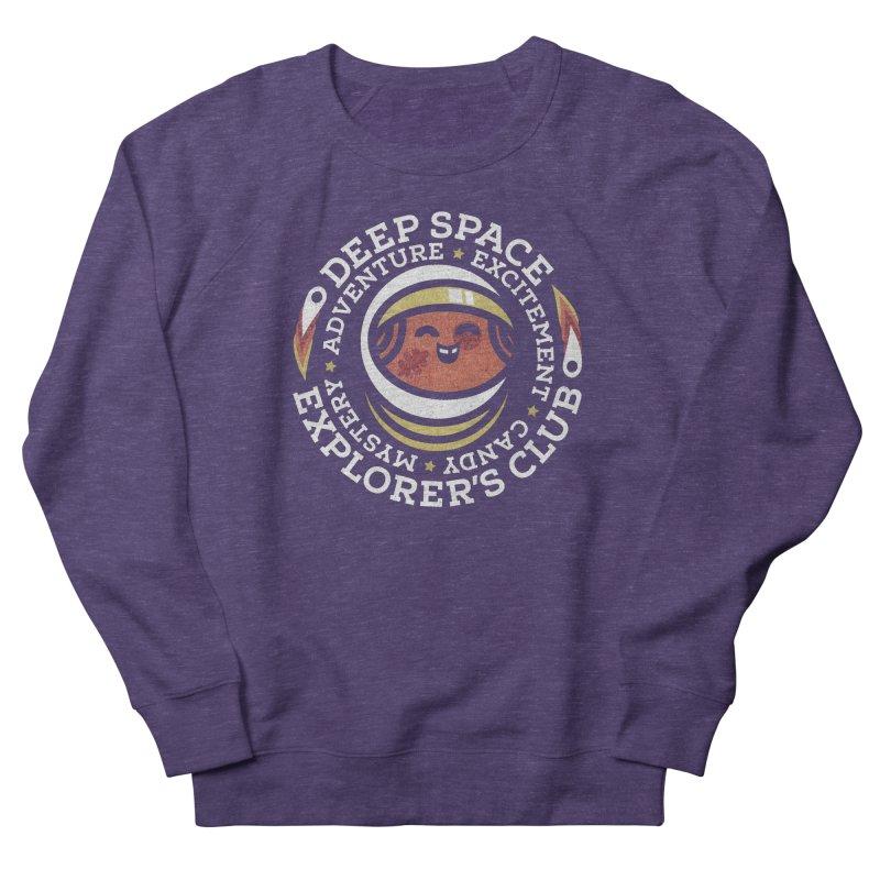 Deep Space Explorer's Club Men's Sweatshirt by Jesse Nickles
