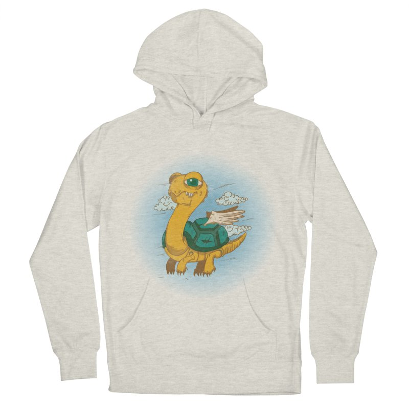 Flight of the Turtle Men's Pullover Hoody by Jesse Nickles