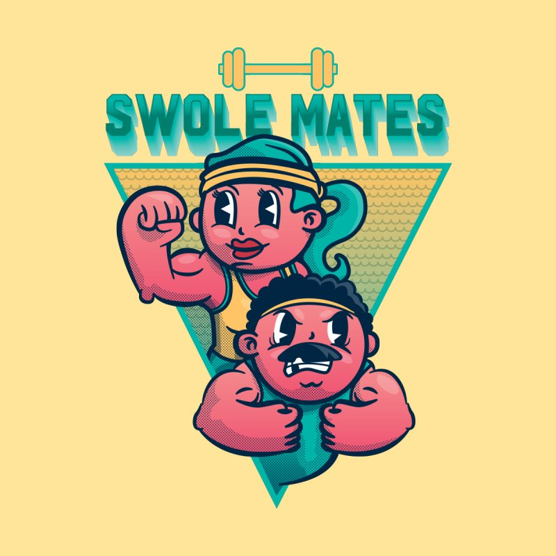 Swole Mates by Jesse Nickles