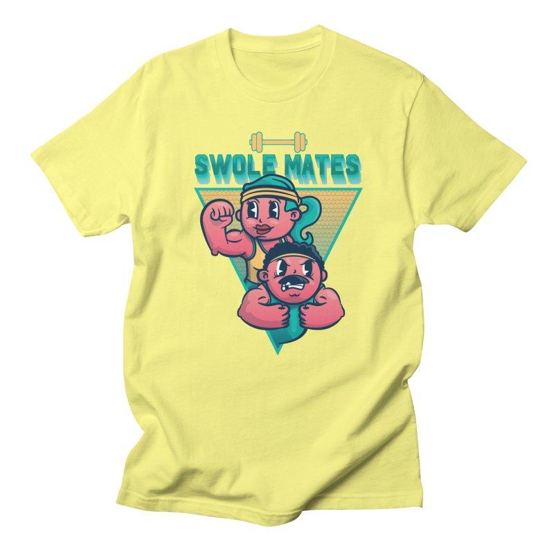 Swole Mates Women's T-Shirt by Jesse Nickles