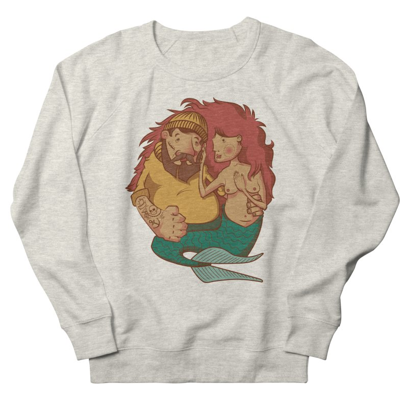 The Mariner and the Maiden Women's Sweatshirt by Jesse Nickles