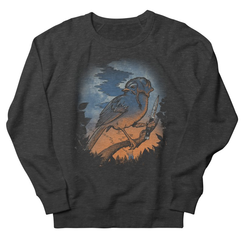 Tales from the Wood Vol. 1 Men's Sweatshirt by Jesse Nickles