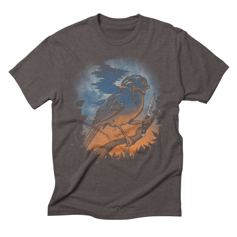 Tales from the Wood Vol. 1 Men's Triblend T-Shirt by Jesse Nickles