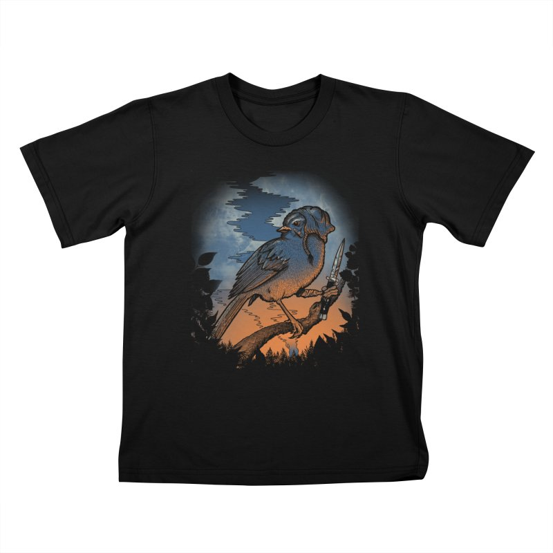 Tales from the Wood Vol. 1 Kids T-Shirt by Jesse Nickles