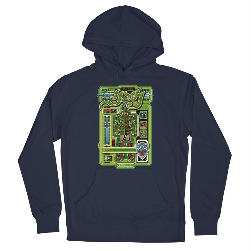 A Link to the Future Men's Pullover Hoody by Jesse Philips' Artist Shop