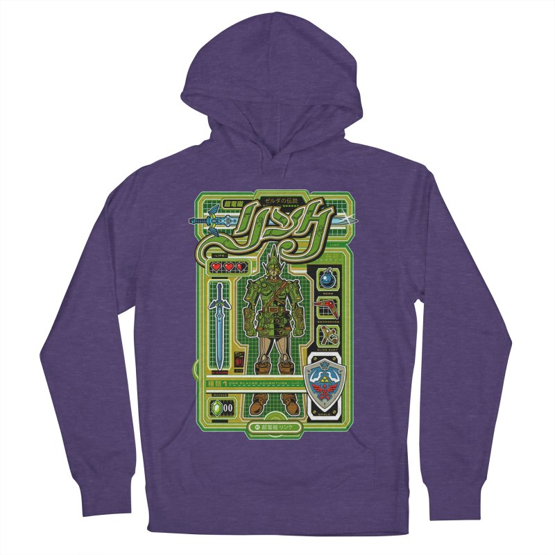 A Link to the Future Women's Pullover Hoody by Jesse Philips' Artist Shop