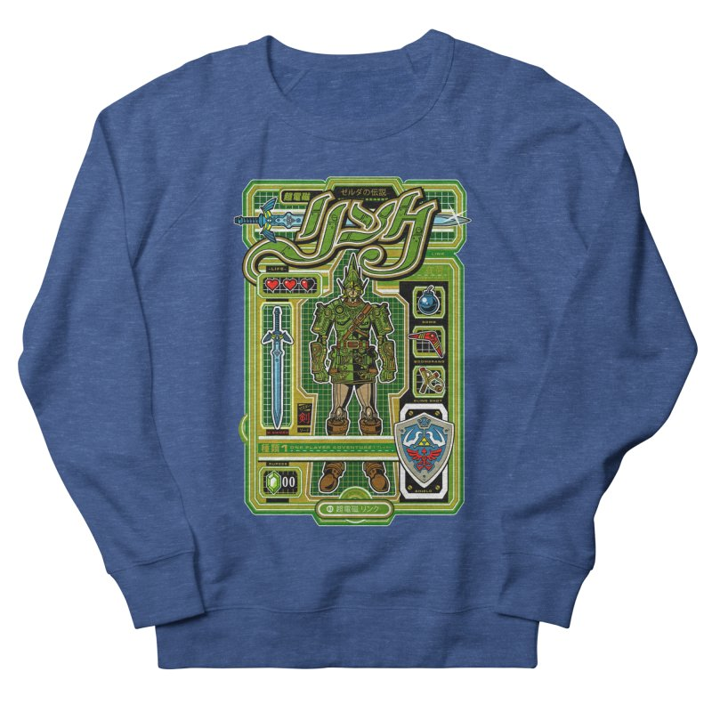 A Link to the Future Women's Sweatshirt by Jesse Philips' Artist Shop