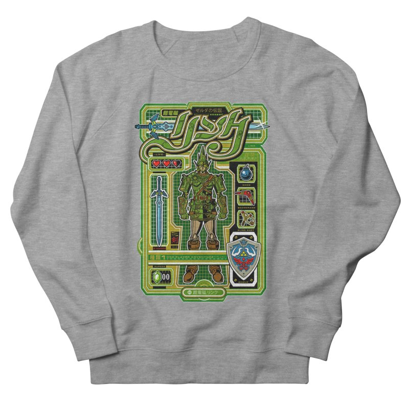 A Link to the Future Men's Sweatshirt by Jesse Philips' Artist Shop