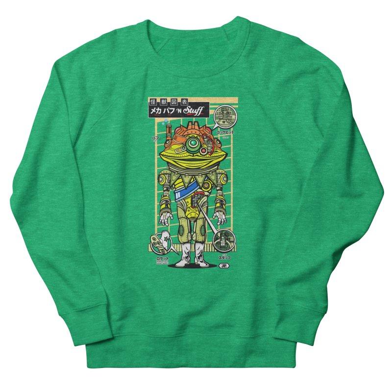 Mecha Puff N' Stuff Women's Sweatshirt by Jesse Philips' Artist Shop