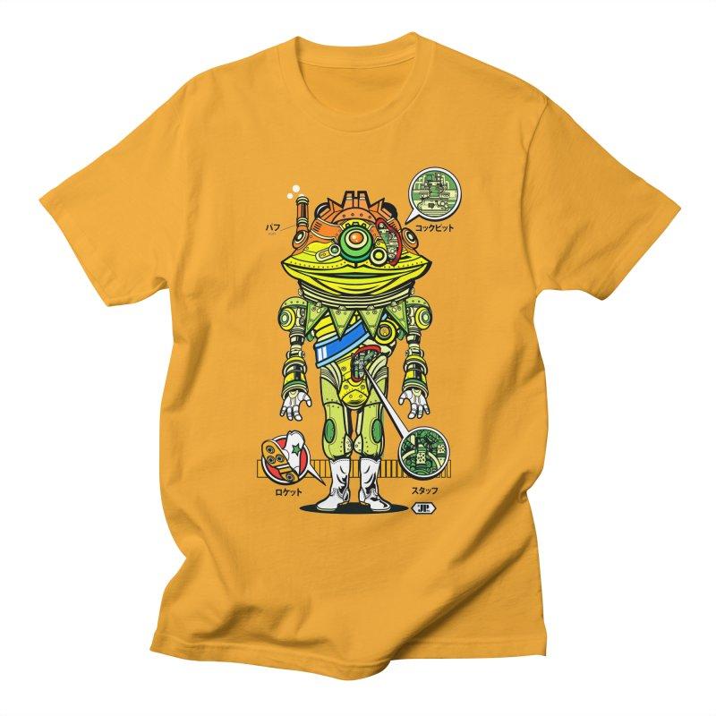 Mecha Puff N' Stuff Women's Unisex T-Shirt by Jesse Philips' Artist Shop