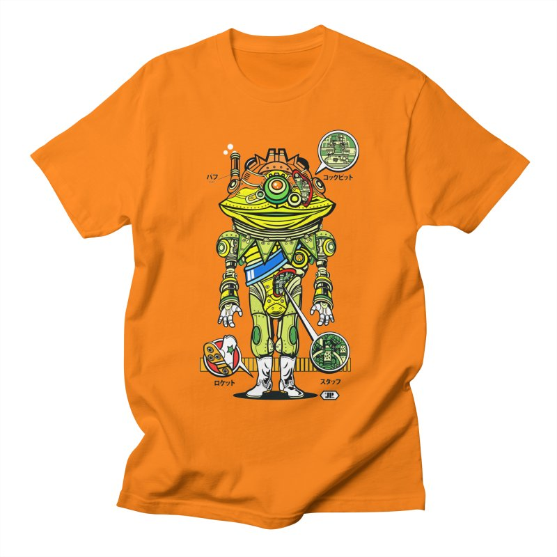 Mecha Puff N' Stuff Women's Unisex T-Shirt by Jesse Philips' Artist Shop