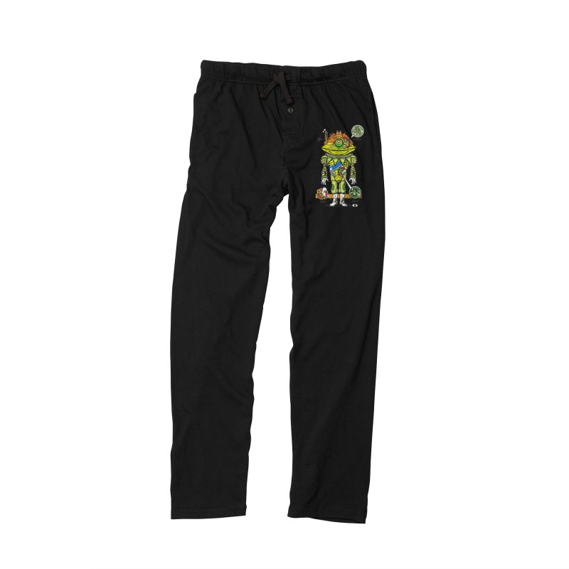 Mecha Puff N' Stuff Women's Lounge Pants by Jesse Philips' Artist Shop