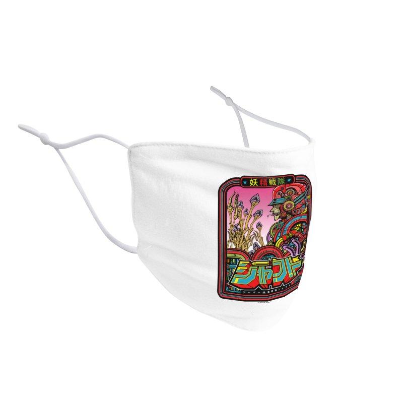 妖精戦隊 Fairy Squadron Accessories Face Mask by Jesse Philips' Artist Shop