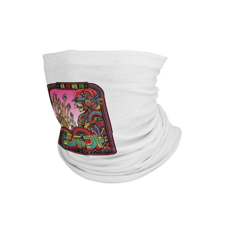 妖精戦隊 Fairy Squadron Accessories Neck Gaiter by Jesse Philips' Artist Shop