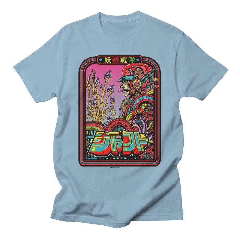 妖精戦隊 Fairy Squadron Men's T-Shirt by Jesse Philips' Artist Shop