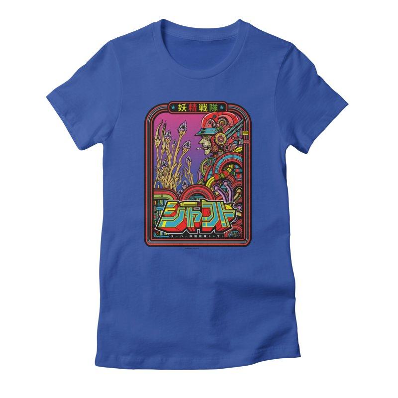 妖精戦隊 Fairy Squadron Women's T-Shirt by Jesse Philips' Artist Shop