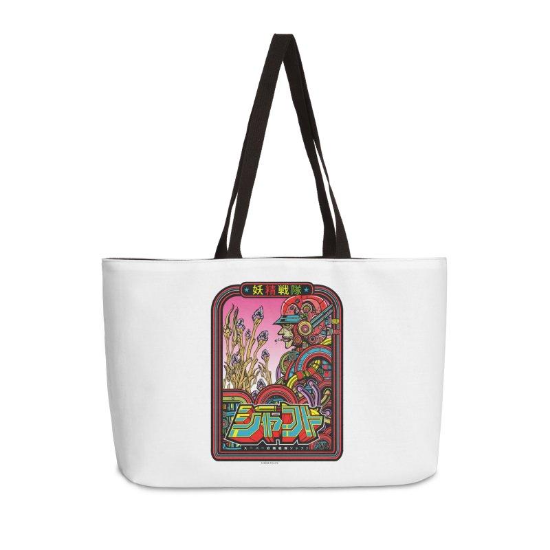 妖精戦隊 Fairy Squadron Accessories Bag by Jesse Philips' Artist Shop