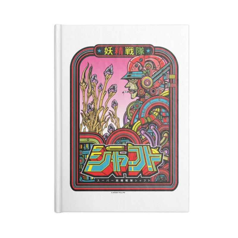 妖精戦隊 Fairy Squadron Accessories Notebook by Jesse Philips' Artist Shop