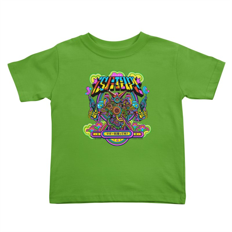 What's Cookin'? Kids Toddler T-Shirt by Jesse Philips' Artist Shop