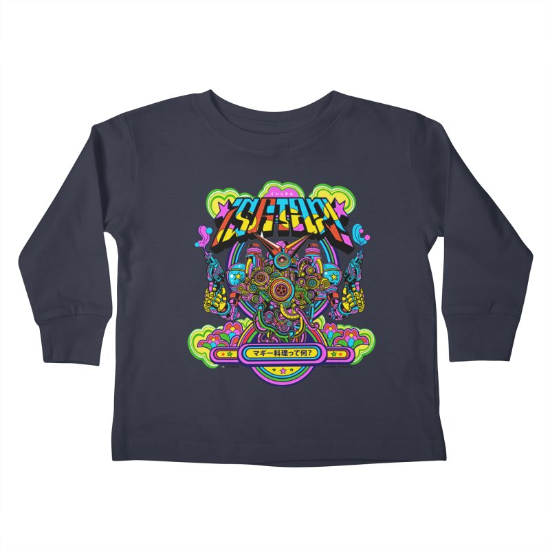 What's Cookin'? Kids Toddler Longsleeve T-Shirt by Jesse Philips' Artist Shop
