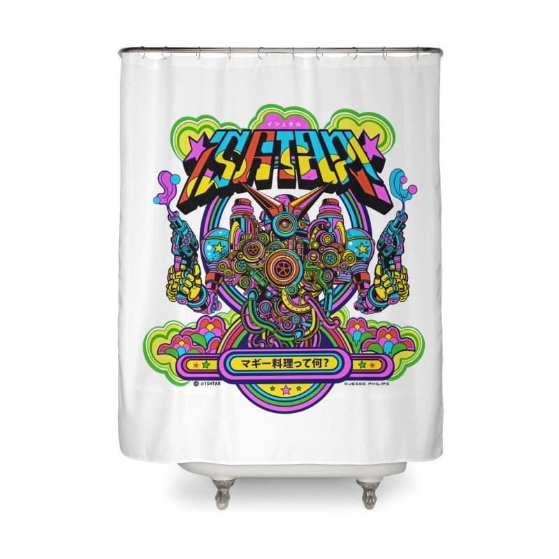 What's Cookin'? Home Shower Curtain by Jesse Philips' Artist Shop