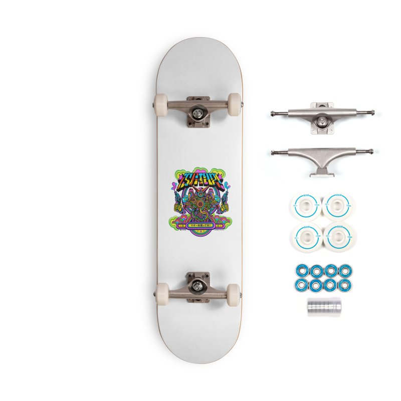 What's Cookin'? Accessories Skateboard by Jesse Philips' Artist Shop