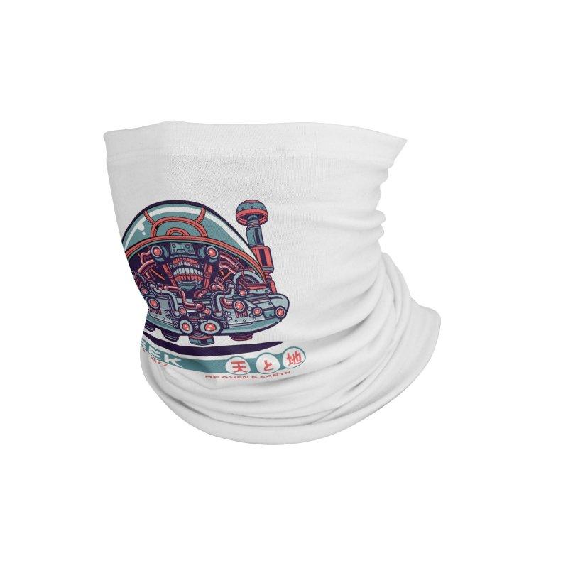 Mayan Zodiac- SEK Accessories Neck Gaiter by Jesse Philips' Artist Shop