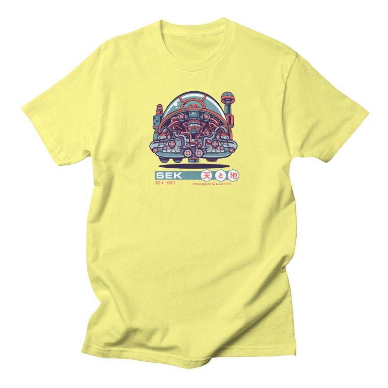 Mayan Zodiac- SEK Men's T-Shirt by Jesse Philips' Artist Shop