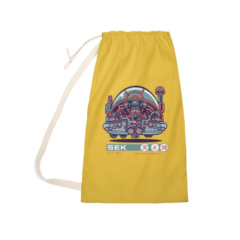 Mayan Zodiac- SEK Accessories Bag by Jesse Philips' Artist Shop