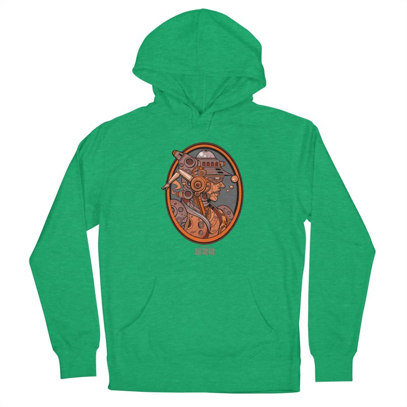 Ultra Magnetic Cameo Women's Pullover Hoody by Jesse Philips' Artist Shop