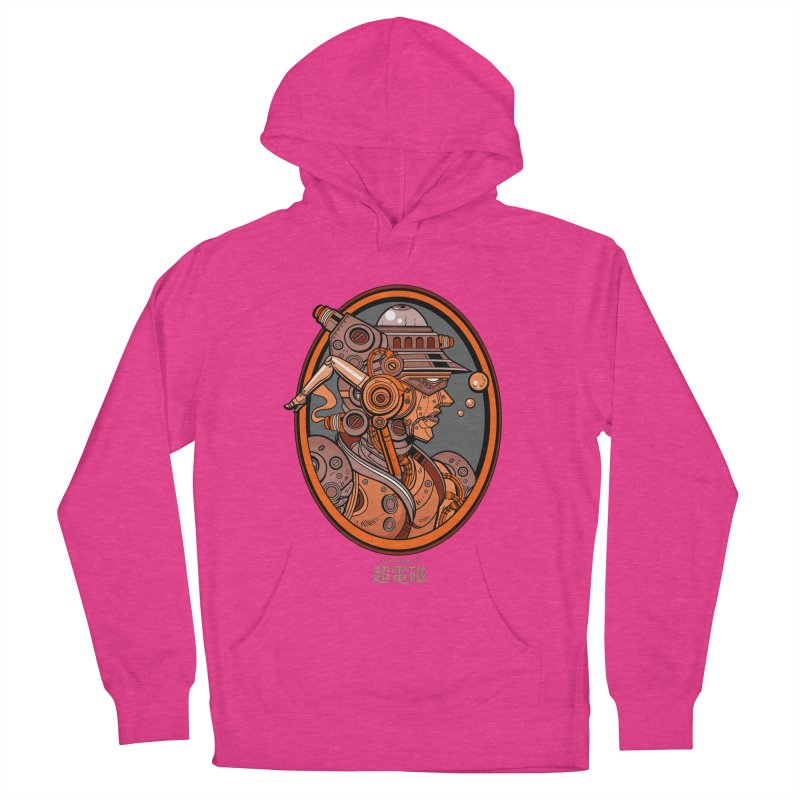 Ultra Magnetic Cameo Men's Pullover Hoody by Jesse Philips' Artist Shop