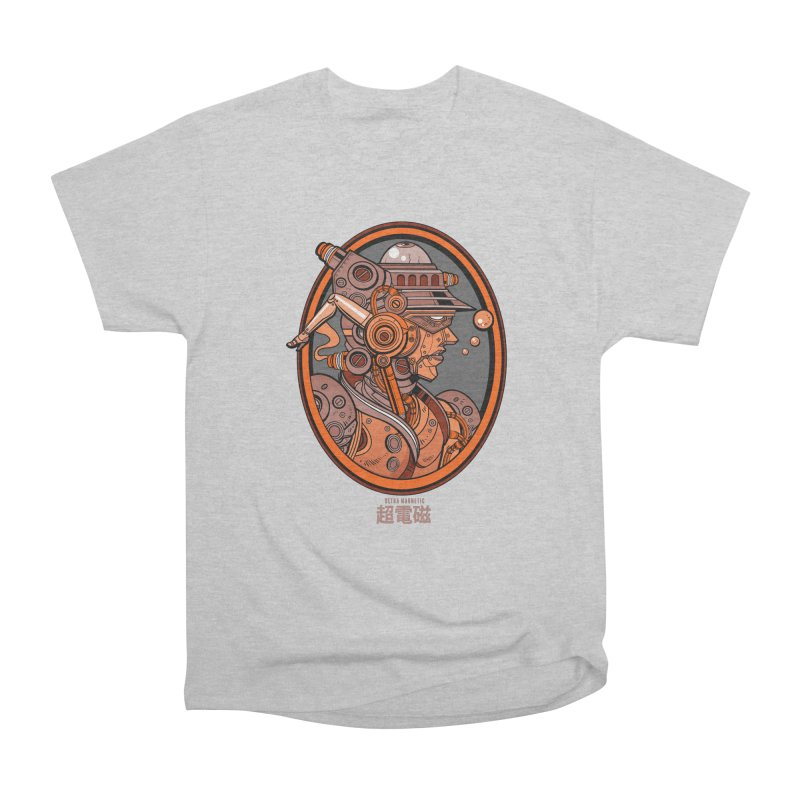 Ultra Magnetic Cameo Women's Heavyweight Unisex T-Shirt by Jesse Philips' Artist Shop