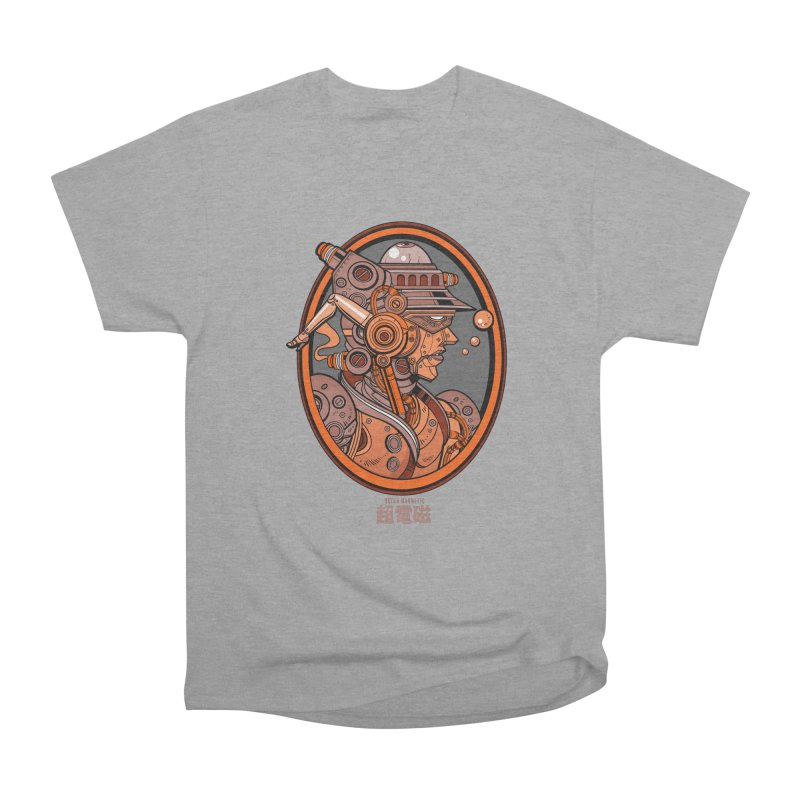 Ultra Magnetic Cameo Men's Heavyweight T-Shirt by Jesse Philips' Artist Shop