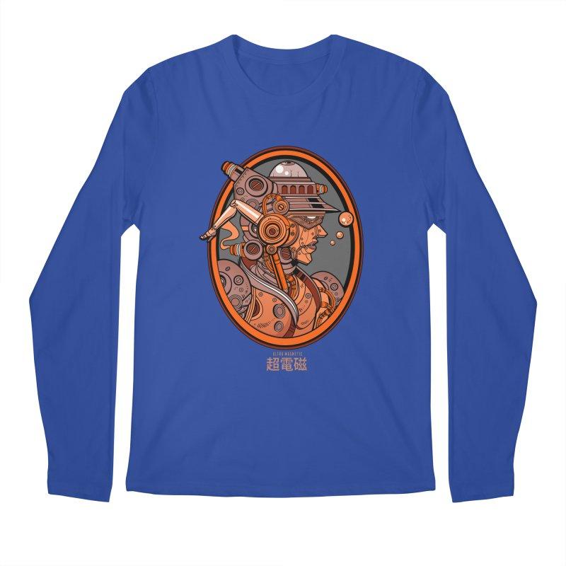 Ultra Magnetic Cameo Men's Regular Longsleeve T-Shirt by Jesse Philips' Artist Shop