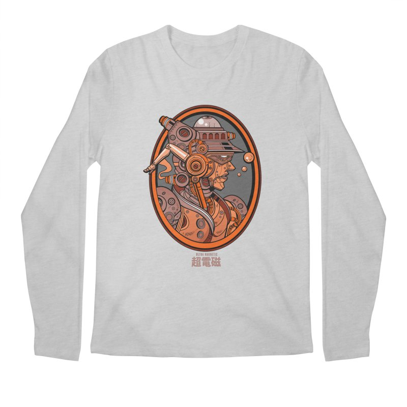 Ultra Magnetic Cameo Men's Regular Longsleeve T-Shirt by Jesse Philips' Artist Shop