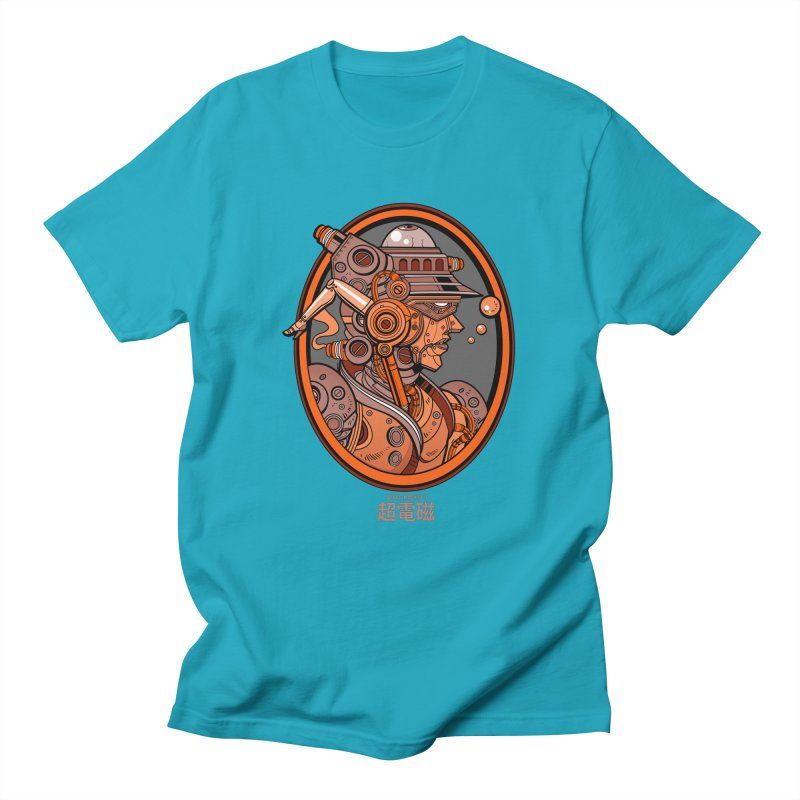Ultra Magnetic Cameo Women's Unisex T-Shirt by Jesse Philips' Artist Shop