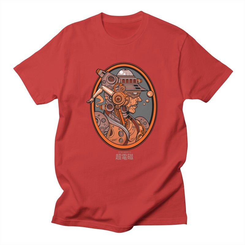 Ultra Magnetic Cameo Women's Regular Unisex T-Shirt by Jesse Philips' Artist Shop