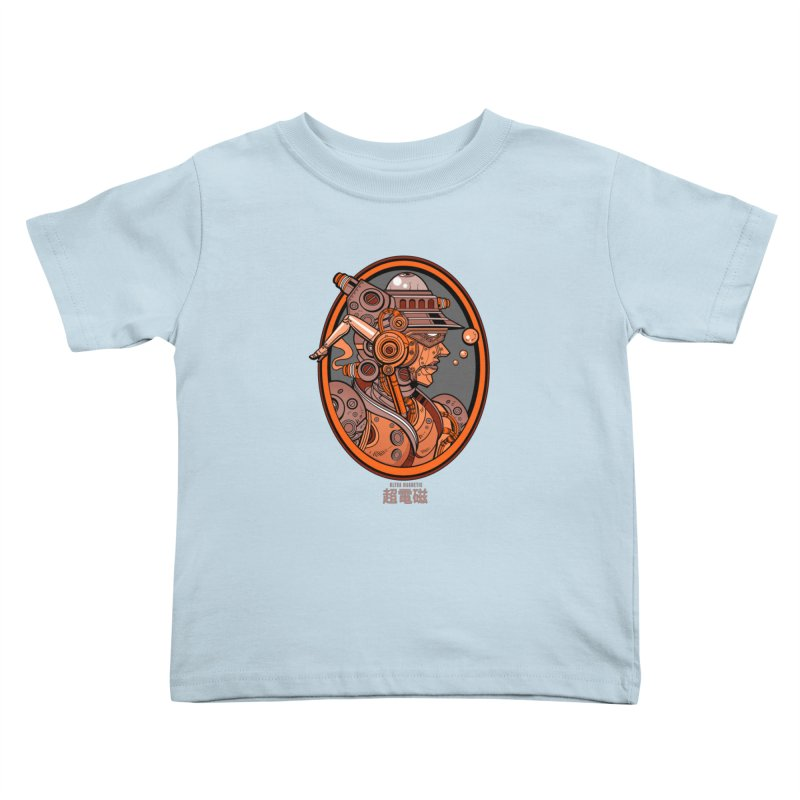 Ultra Magnetic Cameo Kids Toddler T-Shirt by Jesse Philips' Artist Shop