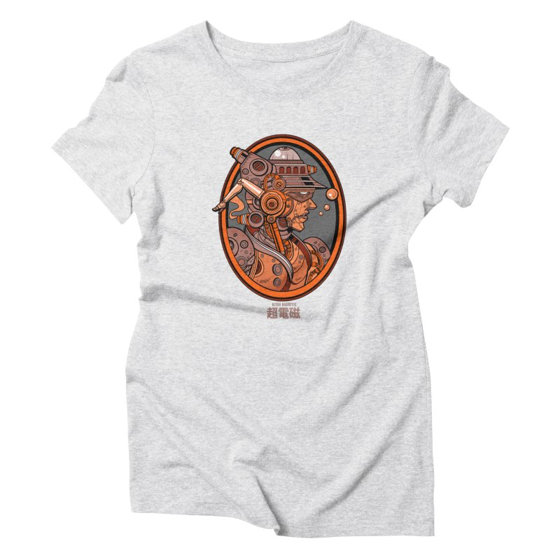 Ultra Magnetic Cameo Women's T-Shirt by Jesse Philips' Artist Shop
