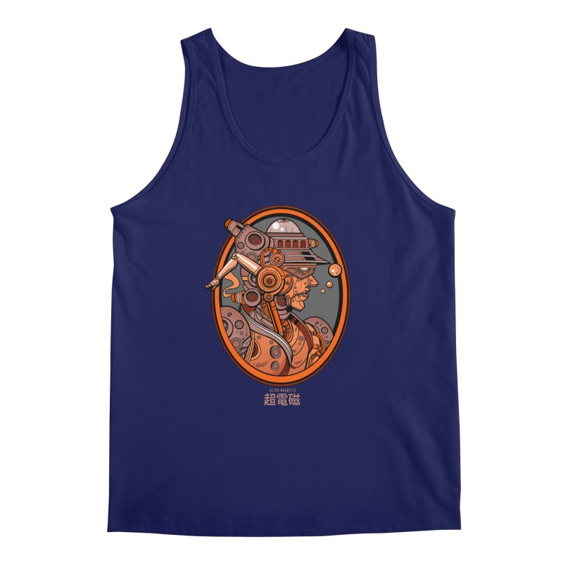 Ultra Magnetic Cameo Men's Tank by Jesse Philips' Artist Shop