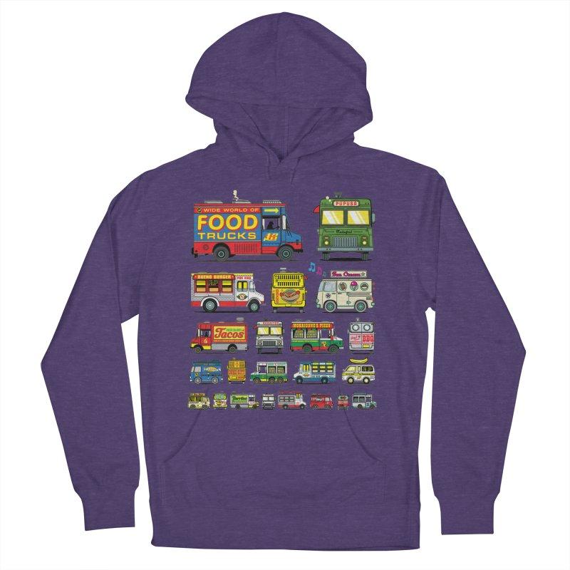 Food Truck Men's Pullover Hoody by Jesse Philips' Artist Shop