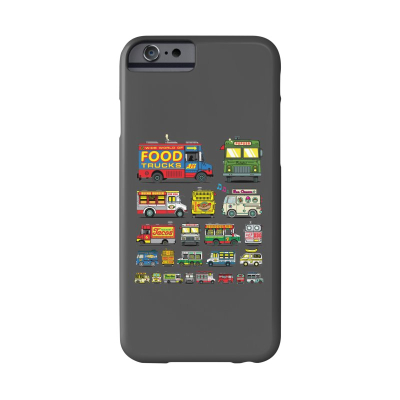 Food Truck Accessories Phone Case by Jesse Philips' Artist Shop