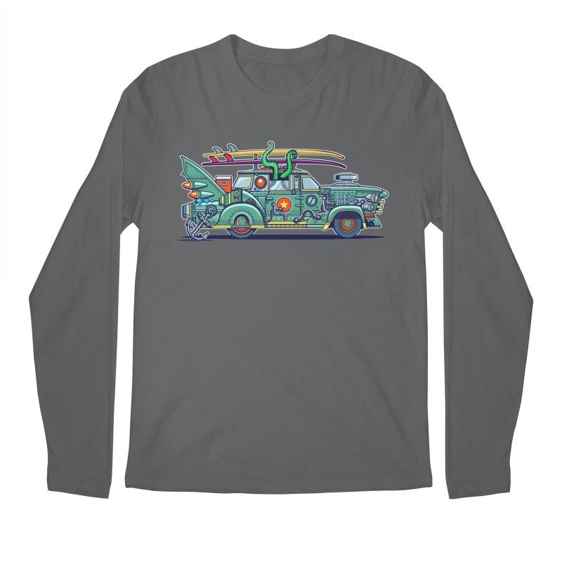 Surf's Up Men's Longsleeve T-Shirt by Jesse Philips' Artist Shop