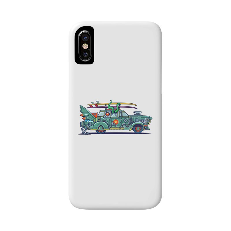 Surf's Up Accessories Phone Case by Jesse Philips' Artist Shop