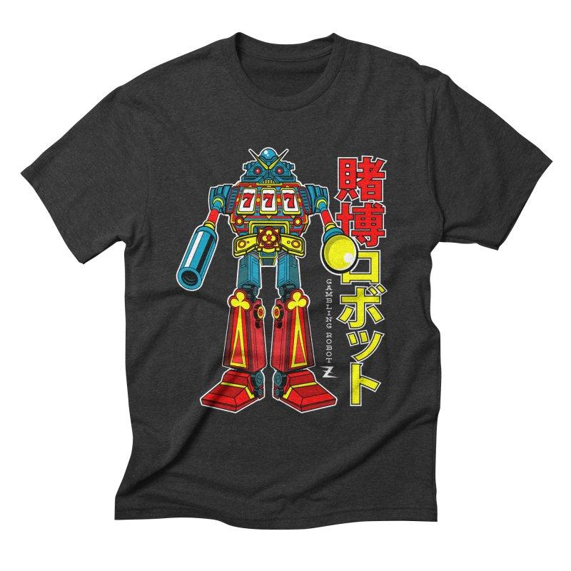 Super Slot-Bot Gamblor   by Jesse Philips' Artist Shop