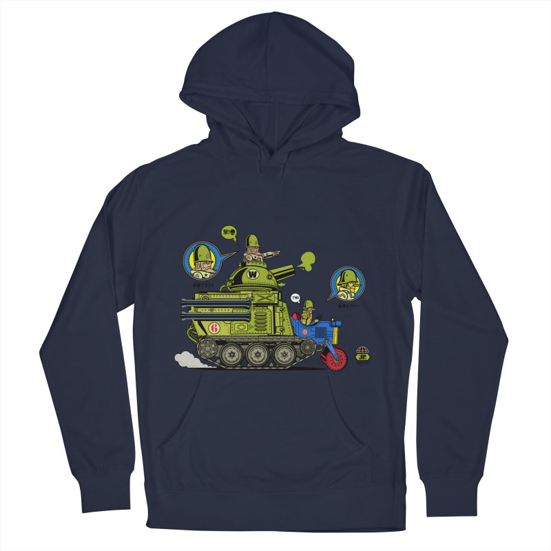 Army Surplus Extra Special Men's Pullover Hoody by Jesse Philips' Artist Shop