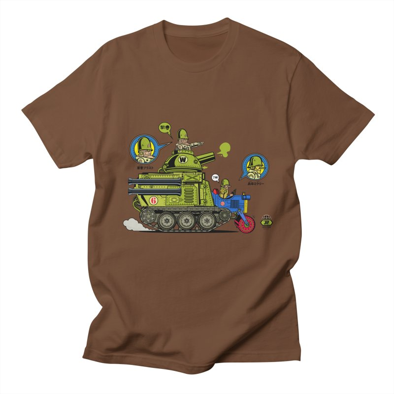 Army Surplus Extra Special Men's T-Shirt by Jesse Philips' Artist Shop