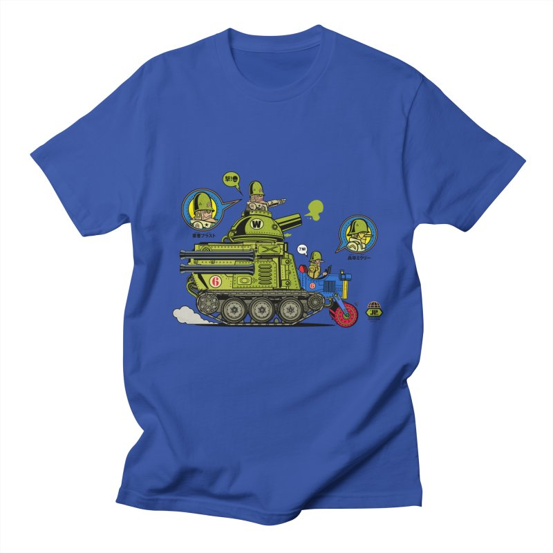 Army Surplus Extra Special Men's Regular T-Shirt by Jesse Philips' Artist Shop