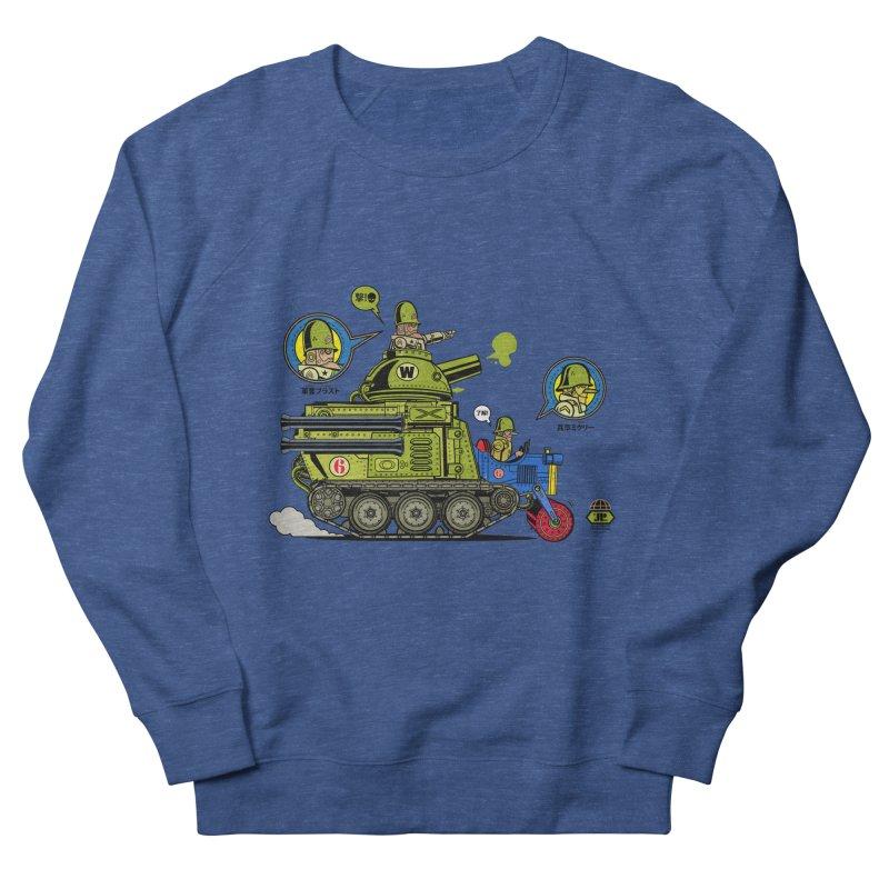 Army Surplus Extra Special Men's Sweatshirt by Jesse Philips' Artist Shop