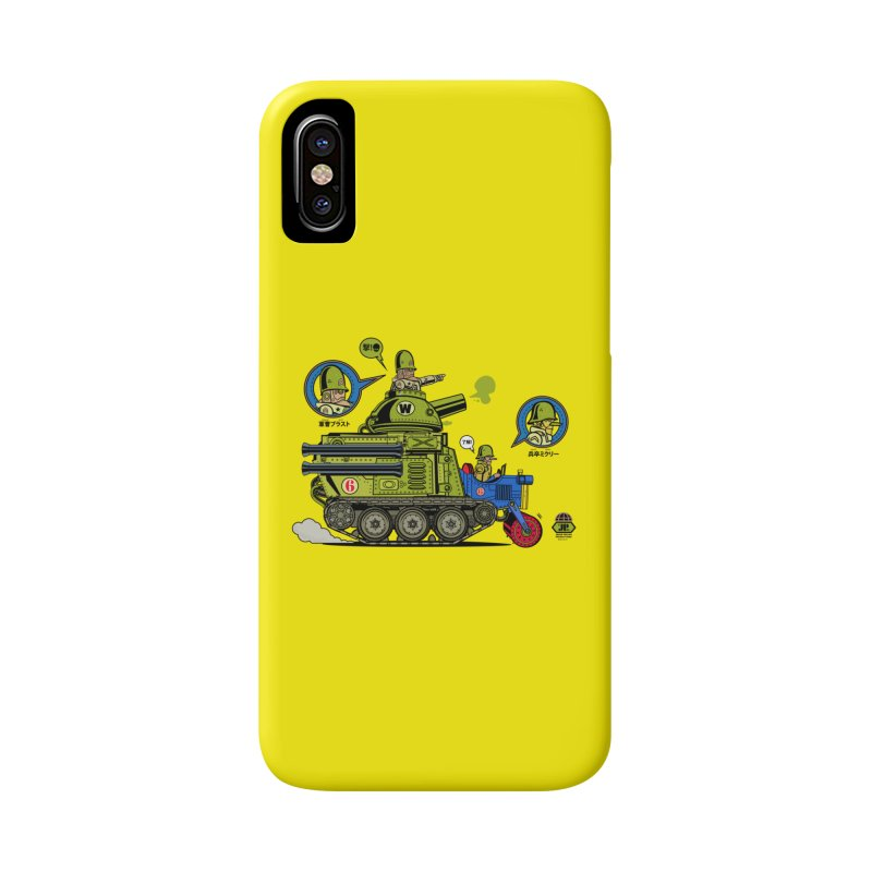 Army Surplus Extra Special Accessories Phone Case by Jesse Philips' Artist Shop